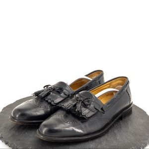 Johnston & Murphy Cellini Loafers Size 12M
